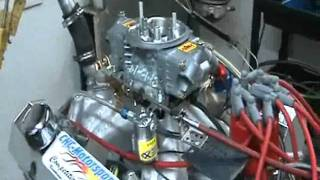 Download Small Block Chevy 396 with Nitrous Video