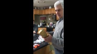 Download Dad gets surprise puppy for birthday!! Video