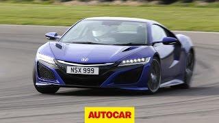 Download Honda NSX - Britain's Best Driver's Car | Part 2 | Autocar Video