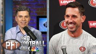 Download Will 49ers, Jaguars make biggest NFL win jumps in 2019? | Pro Football Talk | NBC Sports Video