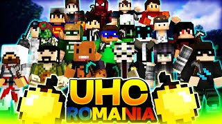 Download Minecraft UHC ROMANIA | Episodul 1 | Incepem NEBUNIA Video