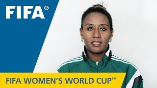 Download Referees at the FIFA Women's World Cup Canada 2015™: LEDYA TAFESSE Video