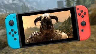 Skyrim – Switch vs  PS3 vs  Xbox One vs  PC Graphics Comparison Free