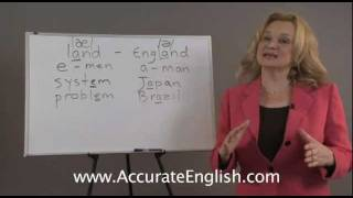 Download English Pronunciation - vowel changes in stressed and unstressed syllables | Accurate English Video