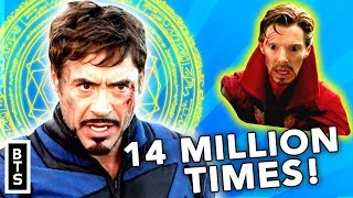 Download Avengers Endgame Theory: Iron Man Travels Back In Time 14 Million Times Before Defeating Thanos Video
