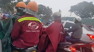 Download Trực tiếp Bão số 12,Damrey, quét qua Sài Gòn,Cộng Hòa, Tân Kỳ Tân Qúy,VN 4.11.2017 Video