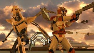 Download Star Wars Battlefront 2 Mods - Dev's Side Mod - Bespin Platforms - Gameplay Video