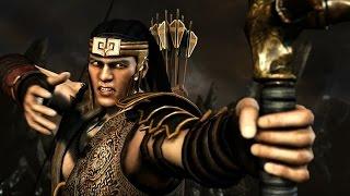 Download Mortal Kombat X: Official Shaolin Trailer Video