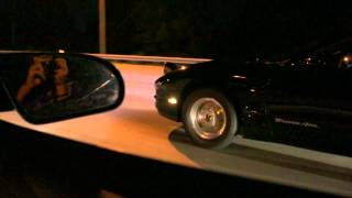 Download TRANS AM WS6 LS1 PROCHARGED F1A 630WHP VS VERSUS ACURA INTEGRA TURBO - Video