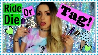 Download Ride Or Die Makeup TAG! | PiinkSparkles Video