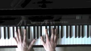 Download Five Jazz Piano Exercises for 2-5-1-voicings - beginner to advanced Video
