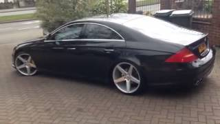 Download Mercedes Cls Stanced OEMS IFG8 Lowered Video
