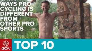 Download Top 10 Ways Pro Cycling Is Different From Other Pro Sports Video