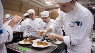 Download Georgia Students Cook Their Way to ProStart Nationals Video