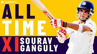 Download Dravid, Tendulkar & Warne - Sourav Ganguly's All Time XI Video