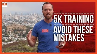 Download 5K Training Plan | 2 Mistakes to AVOID Video