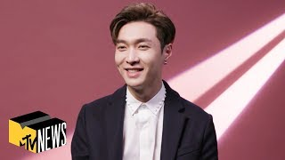 Download Lay Zhang Reveals His Favorite Pokémon, Life Motto, & More In 'Dive In' | MTV News Video