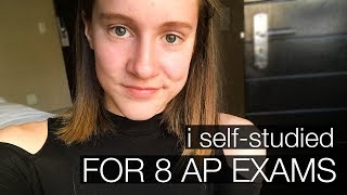 Download HOW TO MASTER AP EXAMS (I self-studied for 8 and you can too!) Video