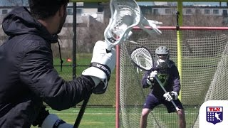 Download Colin and Samir 10 Shot Lacrosse Challenge | Stanwick Lacrosse Camps Video