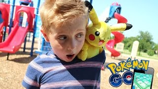 Download Pokemon Go in Real Life + Hunting Pokemon Toys Game by KID CITY Video