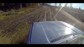 Download Polaren försöker köra ihjäl Volvo 240 Video