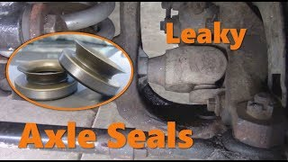 Download How To Replace Inner Axle Seals Video