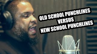 Download OLD SCHOOL PUNCHLINES VS NEW SCHOOL PUNCHLINES Video