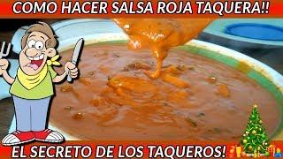 Download RIQUISIMA SALSA TAQUERA (LA SALSA QUE LOS TAQUEROS NO QUIEREN QUE SEPAS) Video