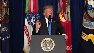 Download WE WILL ATTACK TO WIN: President Donald Trump Presidential Speech to Address the Nation Video