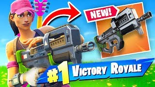 Download *NEW* COMPACT SMG + Founder Skin Gameplay Fortnite Battle Royale! Video