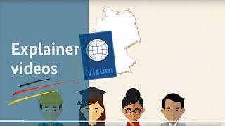 Download Explainer Video - Visa (GERMAN) Video