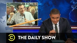 Download Birthers Target Ted Cruz: The Daily Show Video