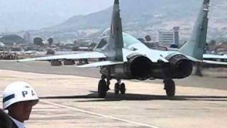Download MiG-29 PERU - FESTIVAL AEREO LAS PALMAS 2010 - FULL SOUND Video
