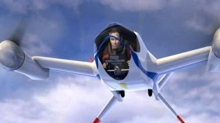 Download The NASA Personal Puffin Flying Machine - Personal Aircraft Video