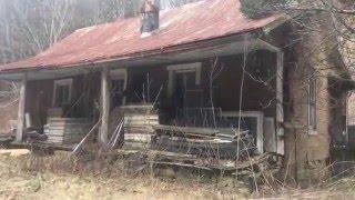 Download Abandoned Hillbilly Shacks : Blue Ridge Mountains, VA Video