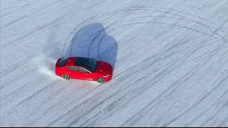 Download 2018 Kia Stinger | Winter Testing around the Arctic Circle Video
