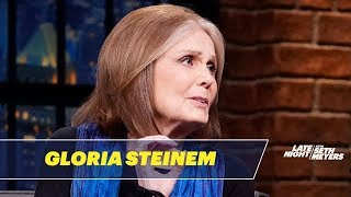 Download Gloria Steinem Explains How Men Can Benefit from Feminism Video