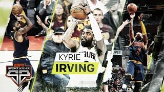 Download The Science Behind Kyrie Irving's Step-Back 3-Point Shot | Sport Science | ESPN Video
