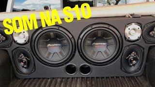 Download S10 COM 2 CARA PRETA 311 TOCANDO FORTE - PANKADÃO OFICIAL Video