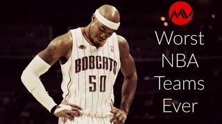 Download Top 10 Worst NBA Teams Ever Video
