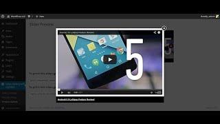 Download wordpress responsive video gallery Video