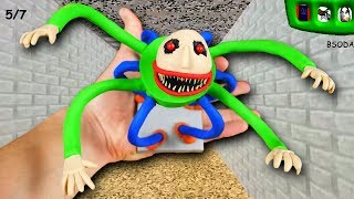 Download MAKING MONSTER BALDI in POLYMER CLAY!👽 Baldis Basics In Education And Learning Video