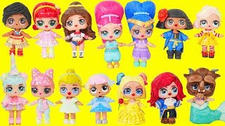 Download LOL Surprise Dolls Wrong Heads + Custom Bedroom Store | Toy Egg Videos Video