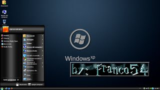 Download Windows XP Professional Dark Style SP3 x86.IT -2015 Video