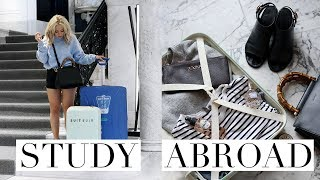 Download HOW TO PACK YOUR SUITCASE FOR A SEMESTER ABROAD WITH ERASMUS+ | Study Abroad Series #2 Video