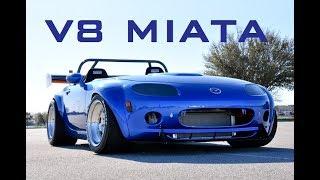 Download V8 Mazda Miata Track Car Project Video