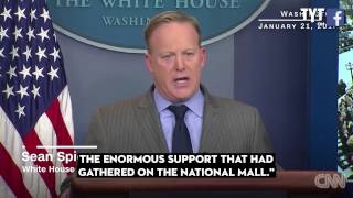 Download Sean Spicer​ = The. WORST. Press. Secretary. Of All Time. Period. Video