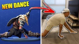 Download FORTNITE DANCE CHALLENGE IN REAL LIFE (ALL SEASON 5 DANCES) Video