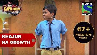Download Khajur ka growth kam hone ka raaz – The Kapil Sharma Show Video