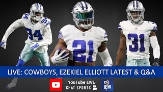 Download Dallas Cowboys Report With Tom Downey: Live Q&A (July 18th) Video